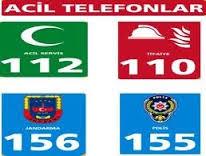KARASU ACİL TELEFONLAR