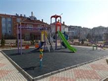 Karasu'ya Dört Yeni Çocuk Parkı