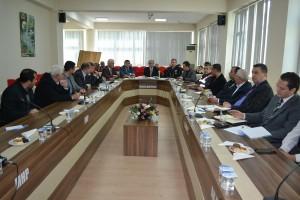 2016 Yılı Sahil Güvenlik Toplantısı Yapıldı