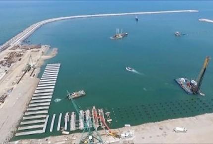 Karasu Limanı'na Yol Yapımı