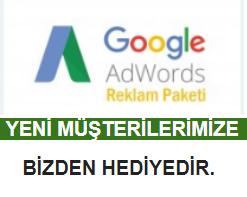 Reklamınızı bugün Google'da yayınlayın.